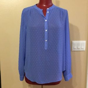 J.crew long sleeve blouse